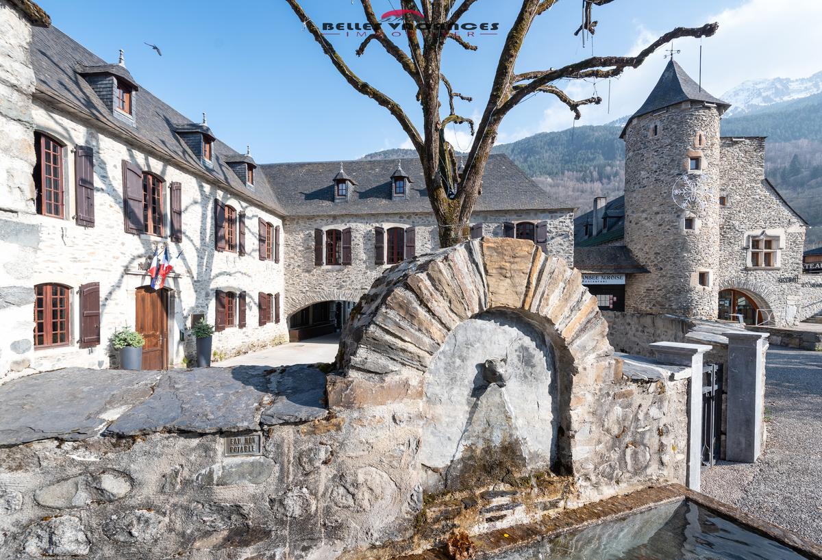 T2 - Saint-Lary-Soulan