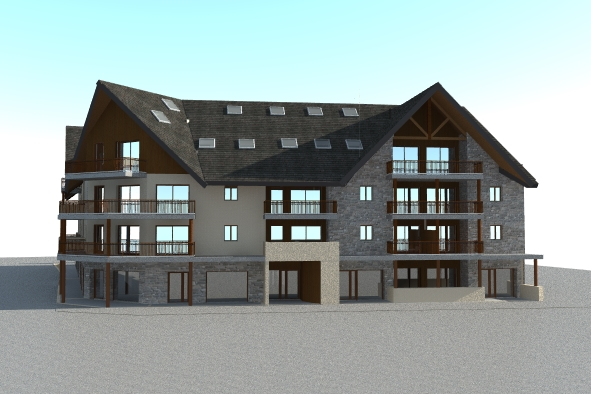 Local commercial - Saint-Lary-Soulan