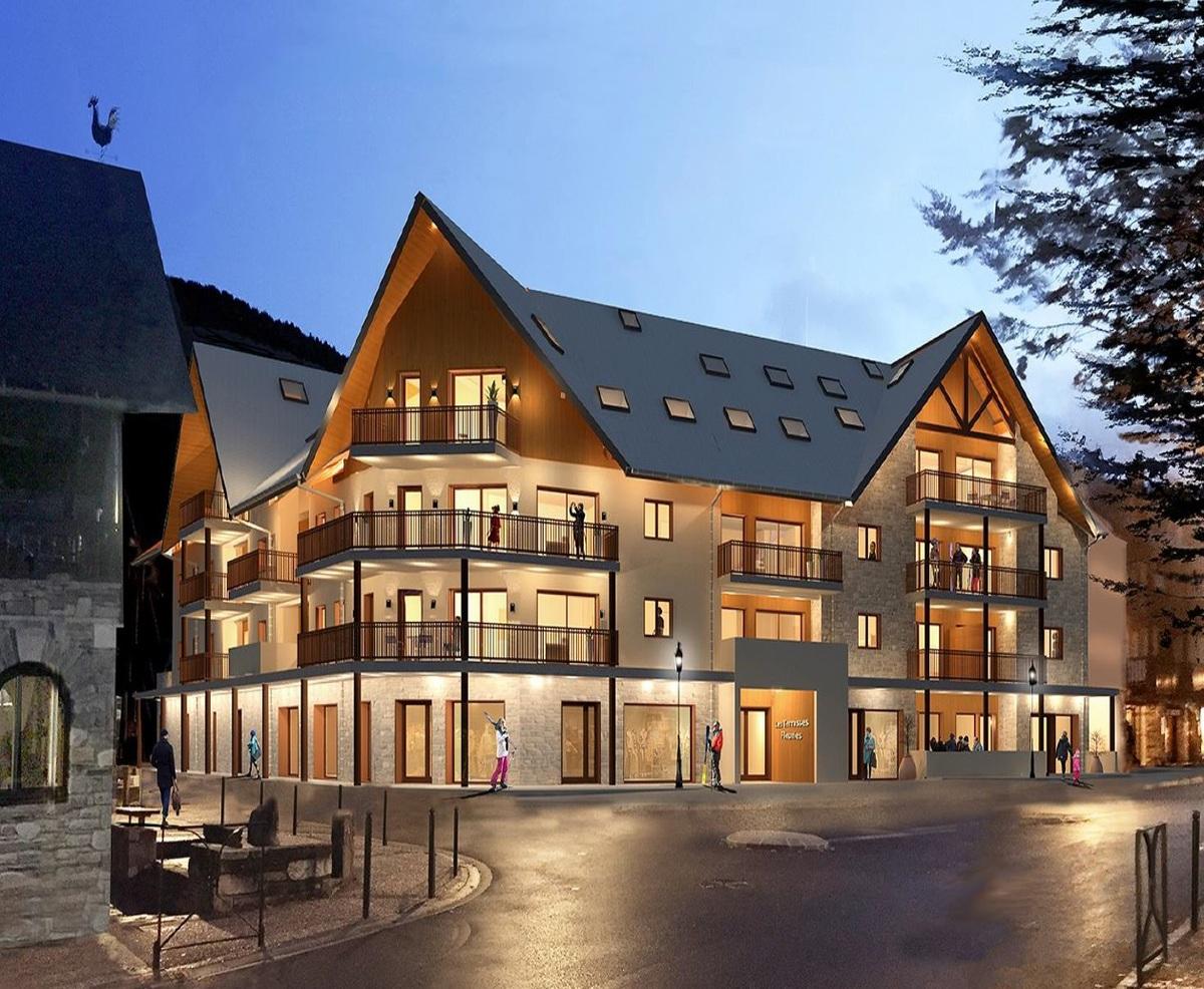 Vente T4 Duplex Saint-Lary-Soulan