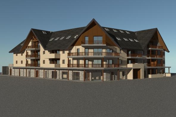T4 Duplex - Saint-Lary-Soulan