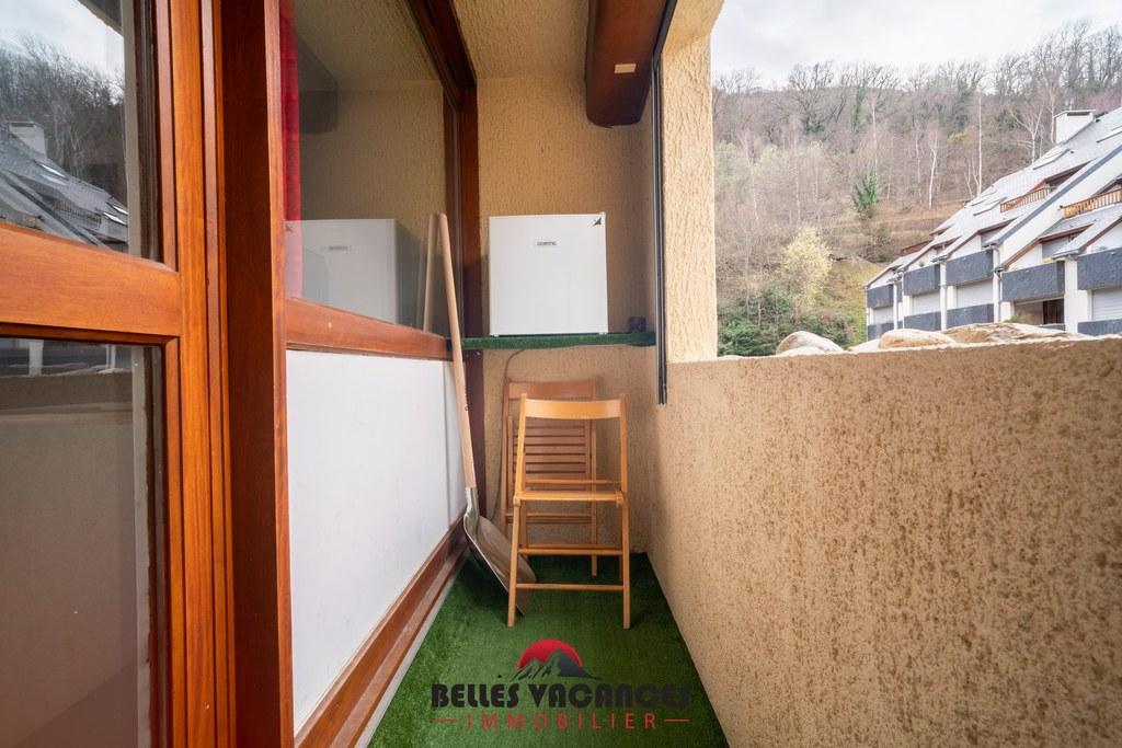 Studio cabine - Saint-Lary-Soulan