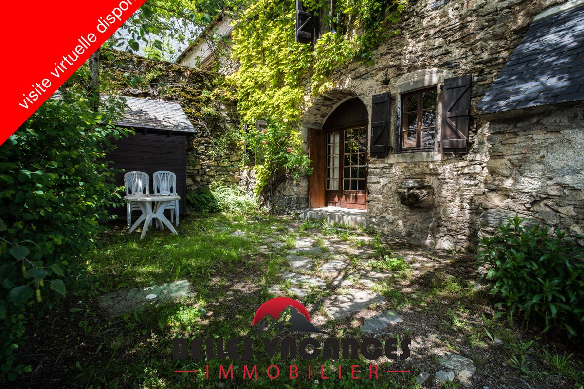 Maison en pierre - Saint-Lary-Soulan