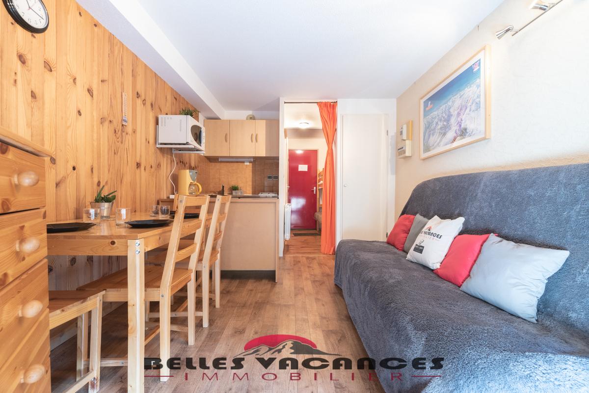 Vente Studio coin nuit Saint-Lary-Soulan