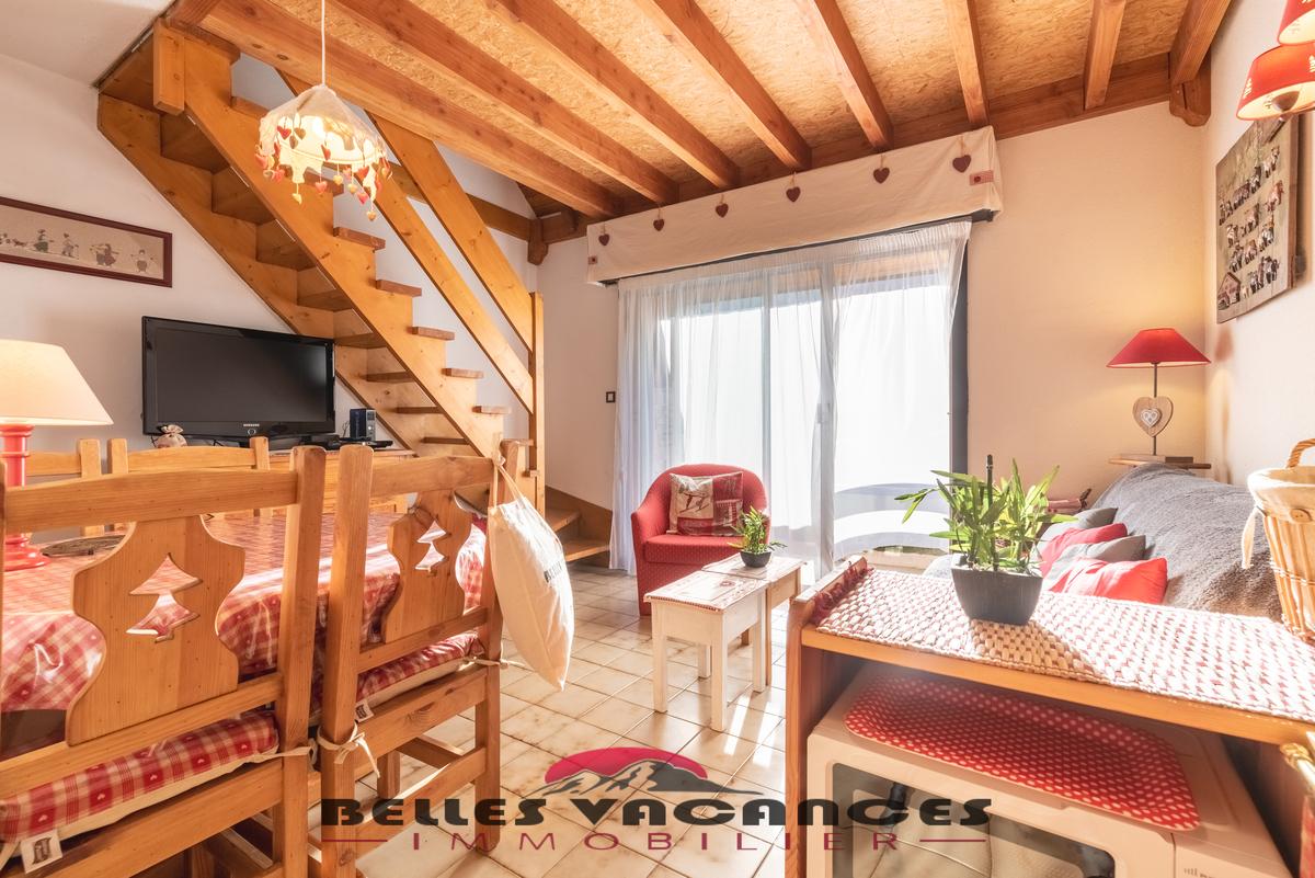 Vente T2 Duplex SAINT LARY SOULAN