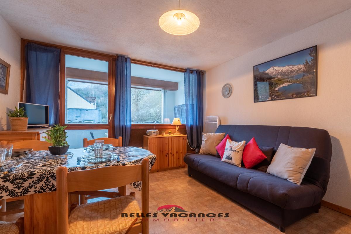 Vente Studio cabine Saint-Lary-Soulan