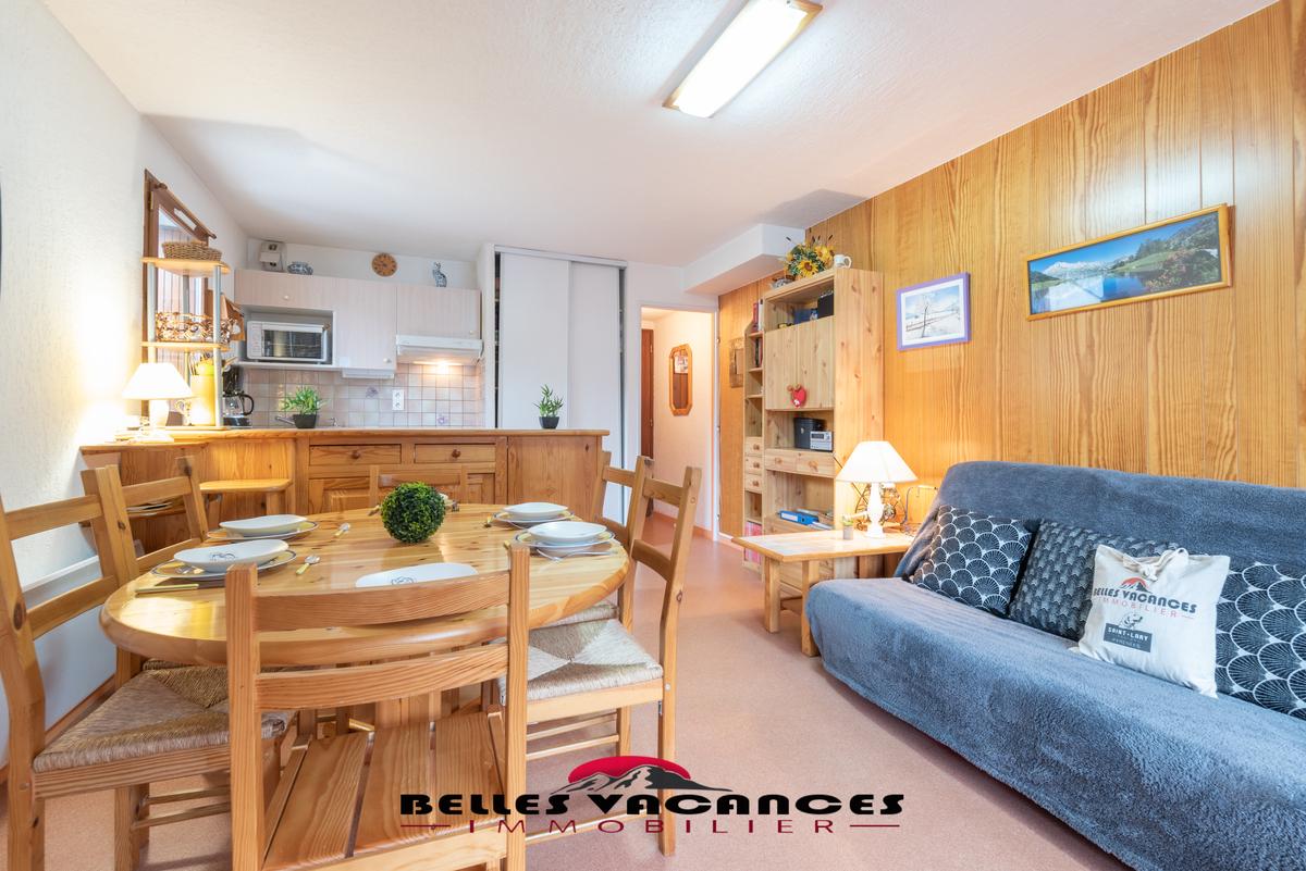 T3 Cabine duplex - Saint-Lary-Soulan