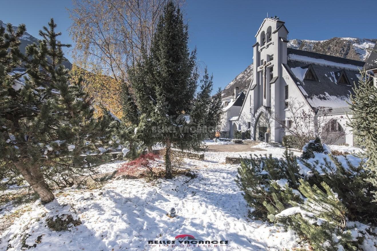 AURETTE:PIC LONG Type 2/4PTourisme SAINT-LARY
