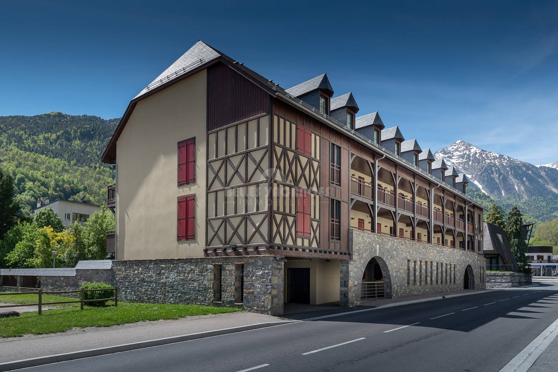 LE PETIT VERGER Type 3 SAINT-LARY