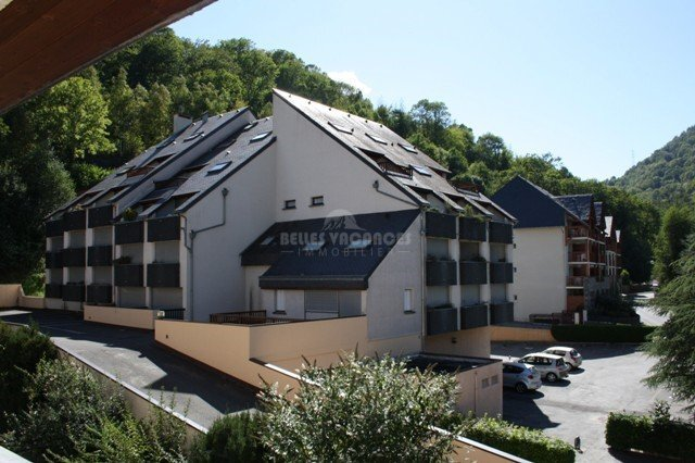 BEL AURE 3 Studio 2/4PTourisme SAINT-LARY