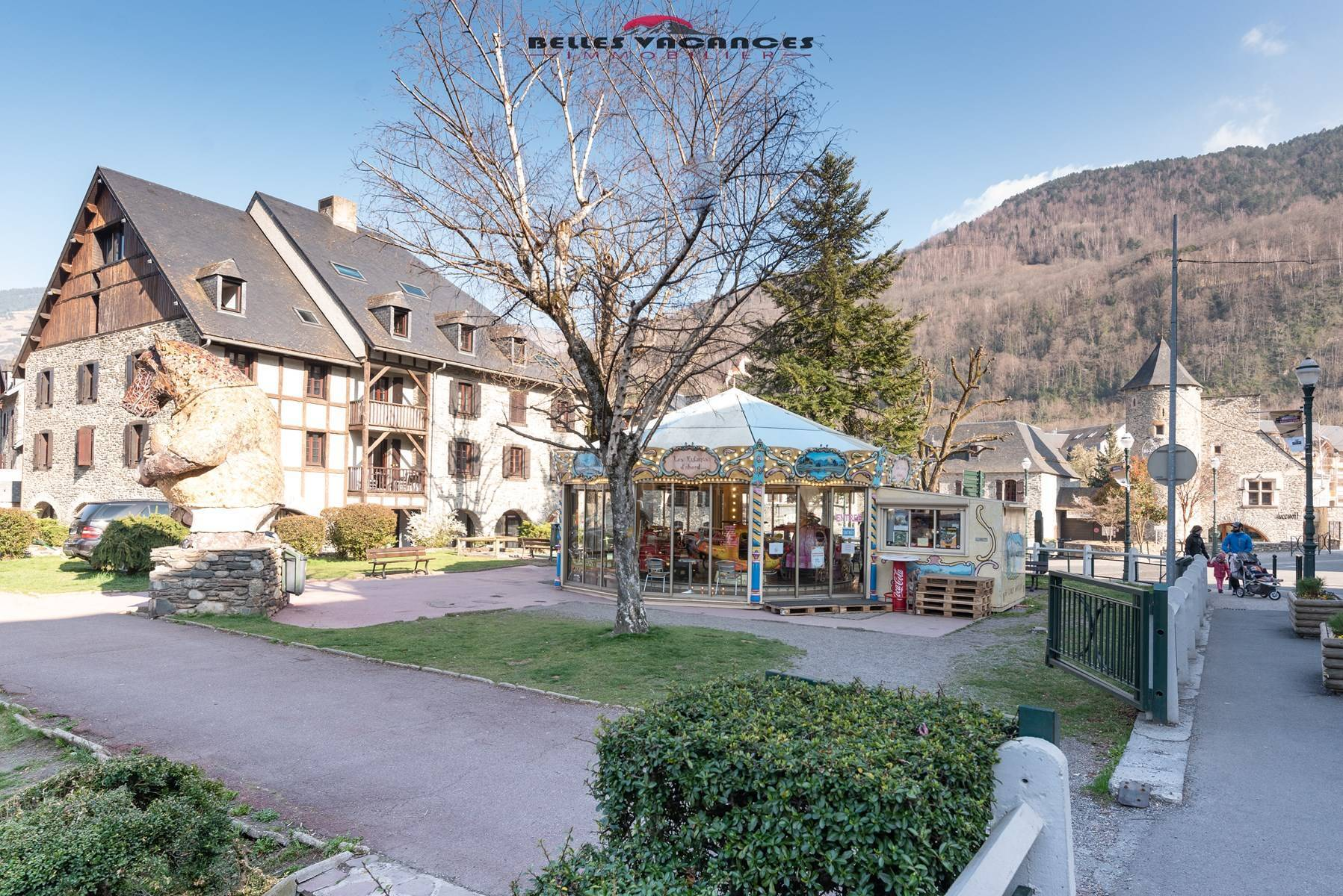 VILLAGE DES THERMES Type 4 SAINT-LARY