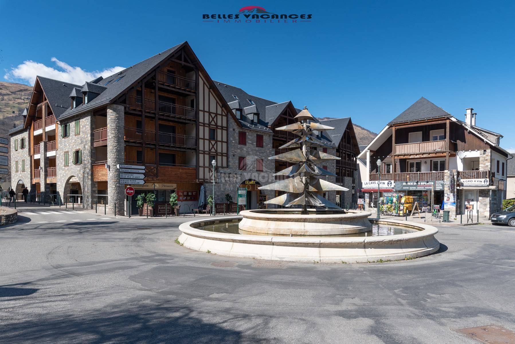 VILLAGE DES THERMES Type 5 SAINT-LARY