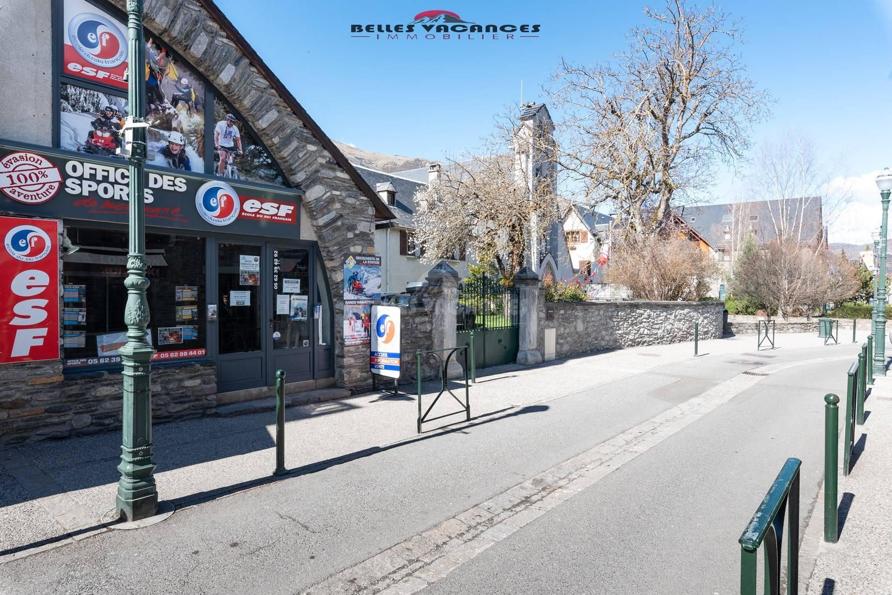 BEL AURE 1 Studio 2/4PTourisme SAINT-LARY