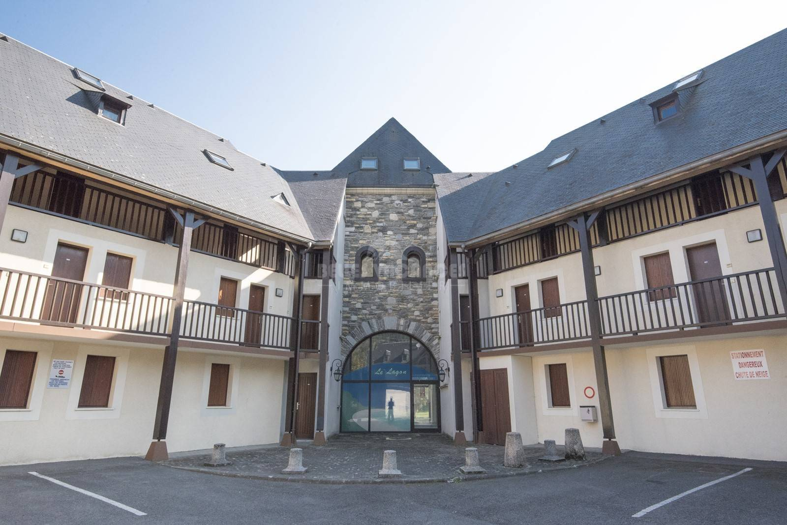 VILLAGE DES THERMES Type 2/4PConfort+ SAINT-LARY